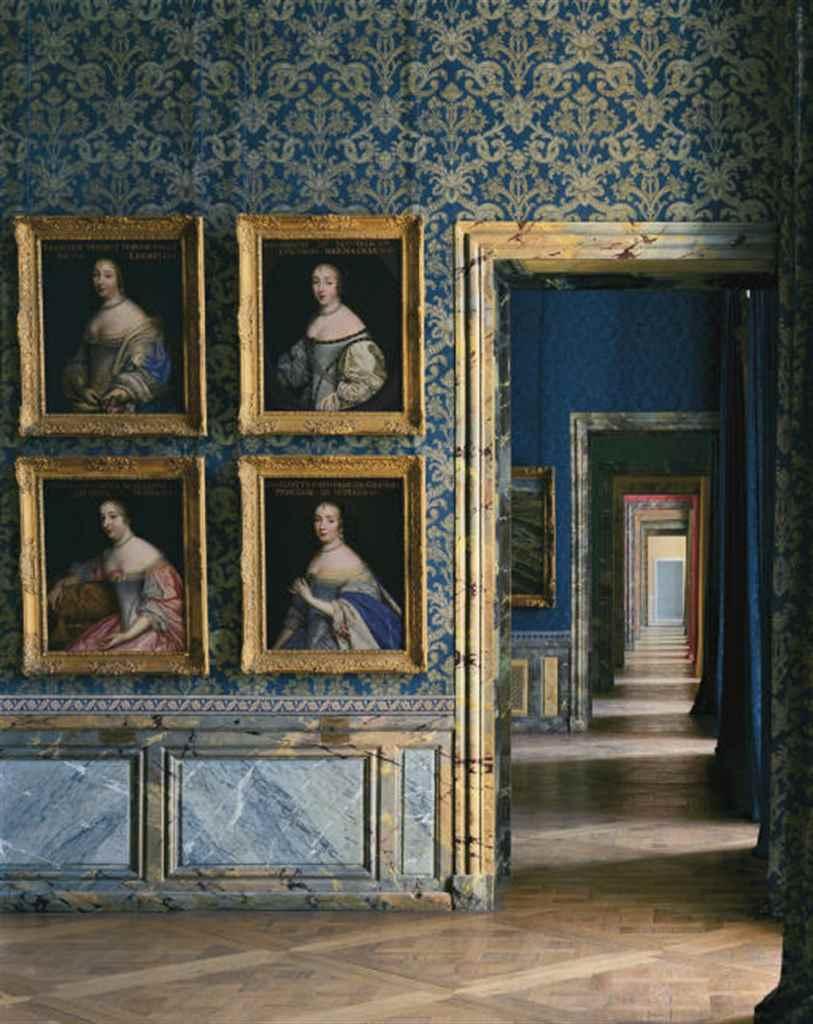 Château de Versailles, 1985
