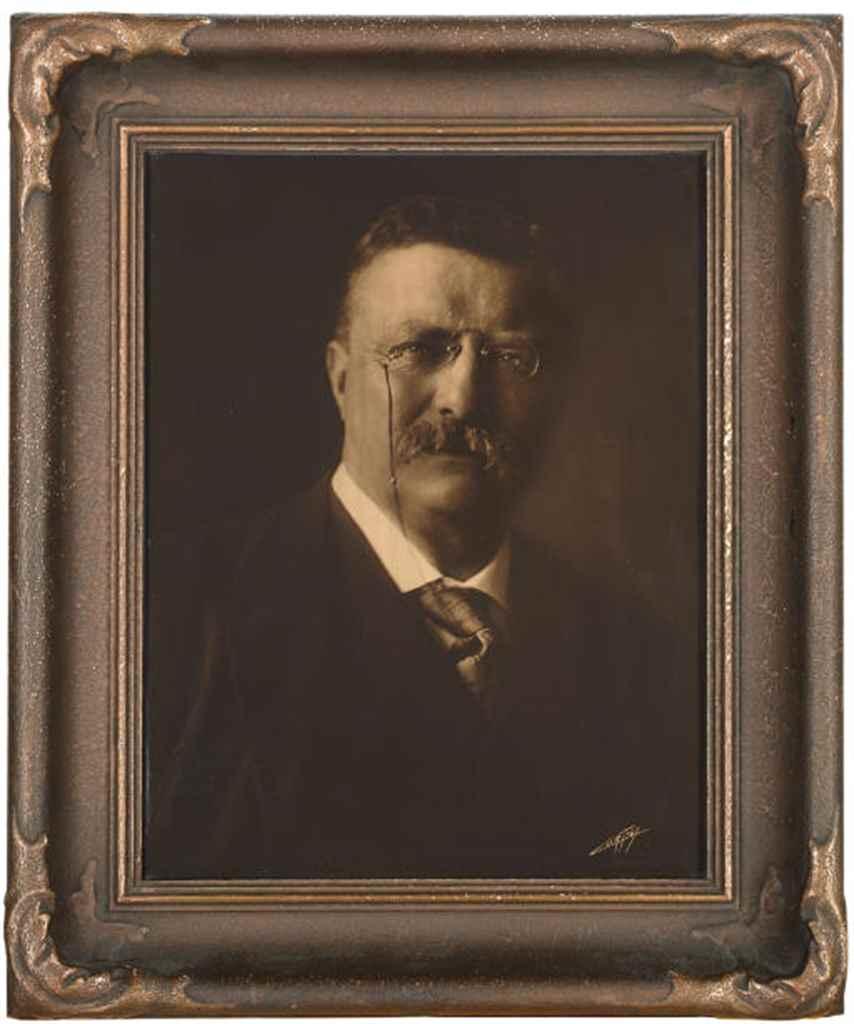 President Roosevelt, 1910