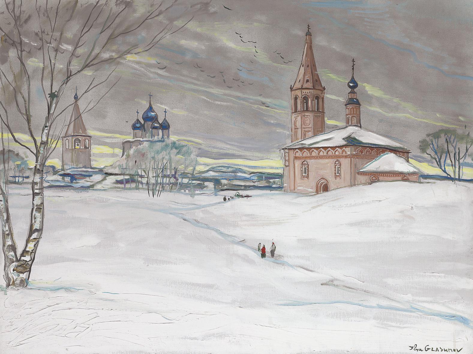 Kostroma churches