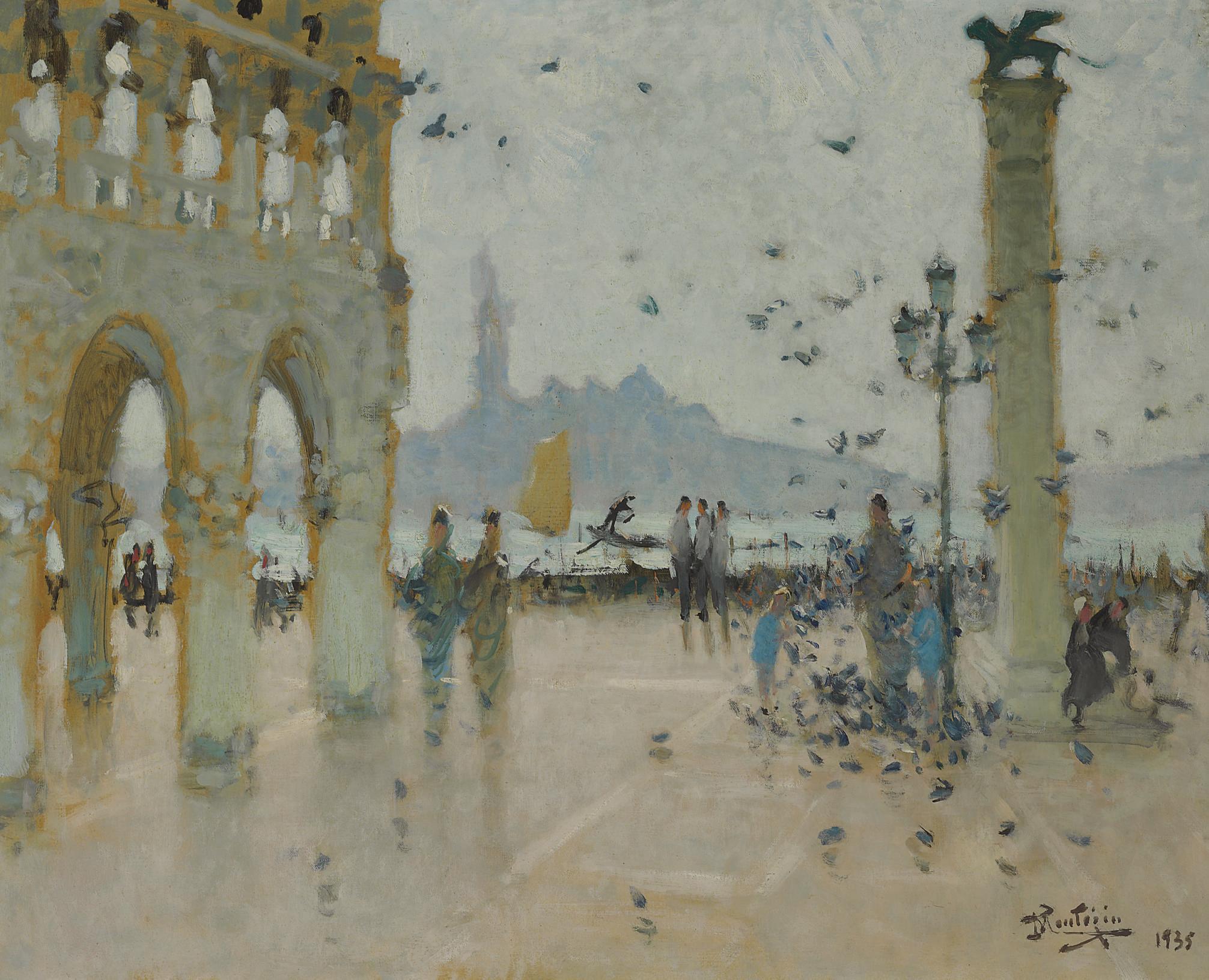 Venise, Palace Saint-Marc