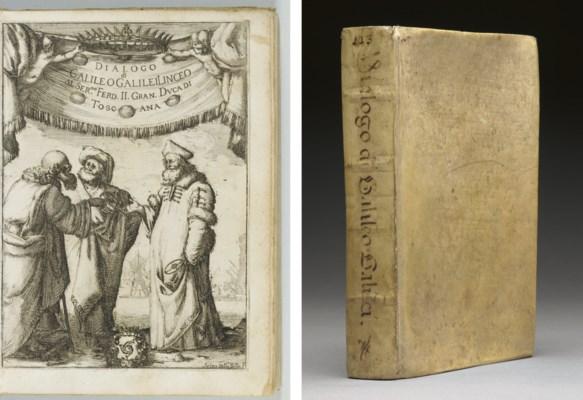 GALILEI, Galileo. Dialogo... s