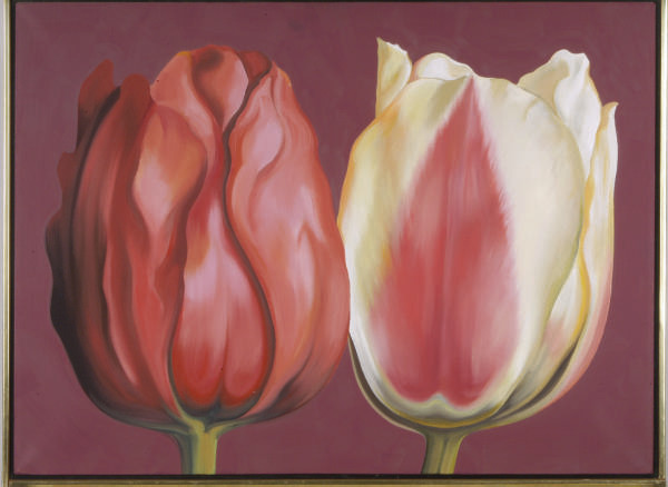 Two Tulips (Dialogue Series)
