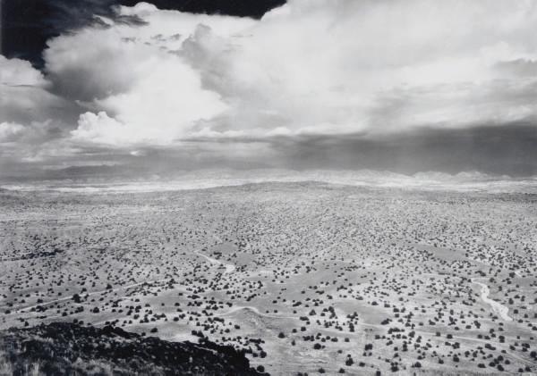 Landscape #2, New Mexico, 1978