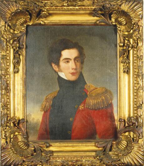 Portrait of a general