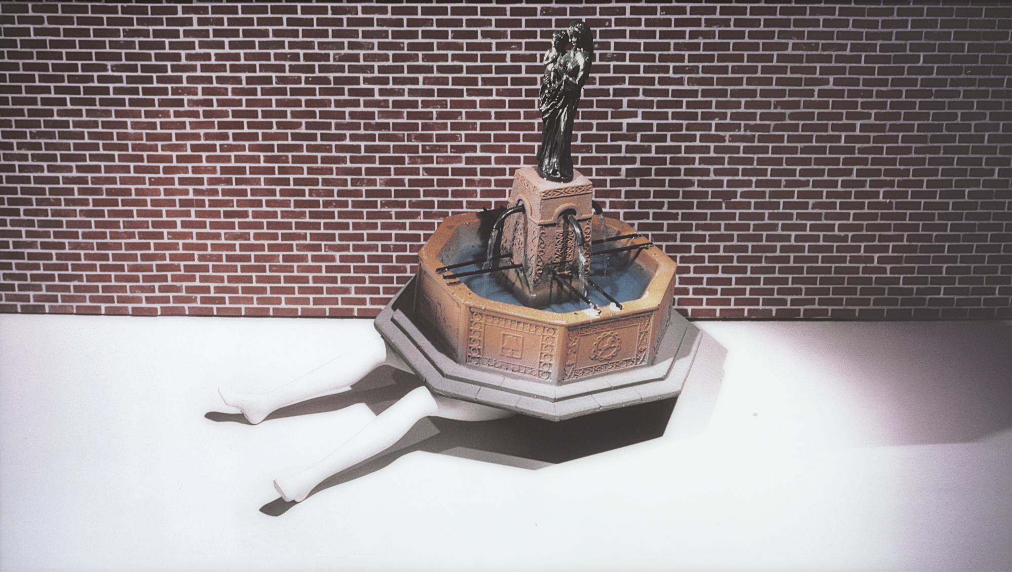 Lying Fountain