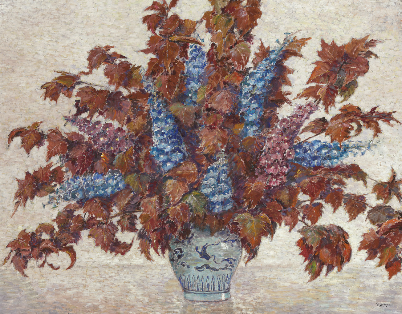 An Autumn Bouquet