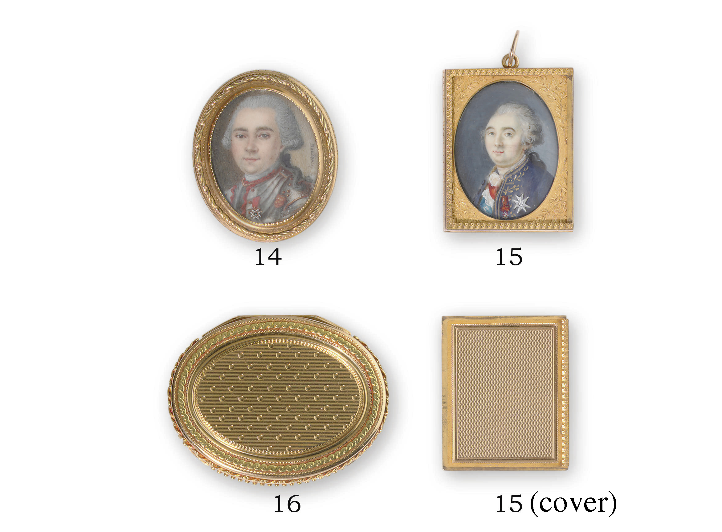 A FRENCH TWO-COLOR GOLD SNUFF BOX