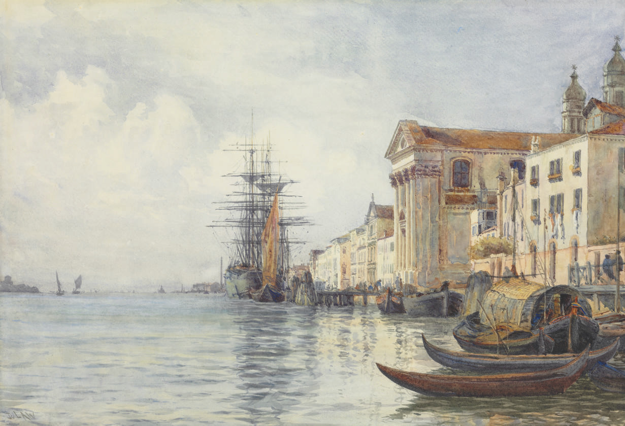 On the Guidecca, Venice