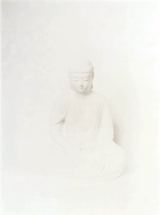 """Seated Buddha (from the """"O + 1"""" Series)"""