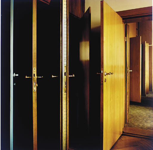 Stasi City (Erich Mielkes office partial view)