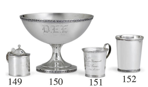 A SILVER CUP OF SOUTHERN INTEREST