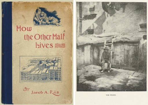 a review of jacob riis novel how the other half lives This page works best with javascript disabling it will result in some disabled or missing features you can still see all customer reviews for the product jacob riis' first and most influential book, how the other half lives details the lives of the impoverished of new york city's slums at the end.