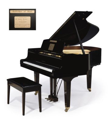 Baby grand piano christie 39 s for Baby grand piano height