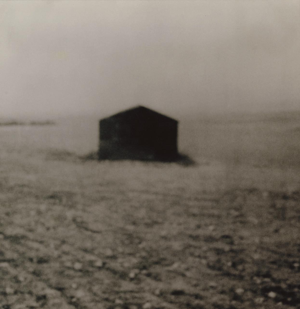 Outside #7, (Bedouin House in Desert), 1991-1992
