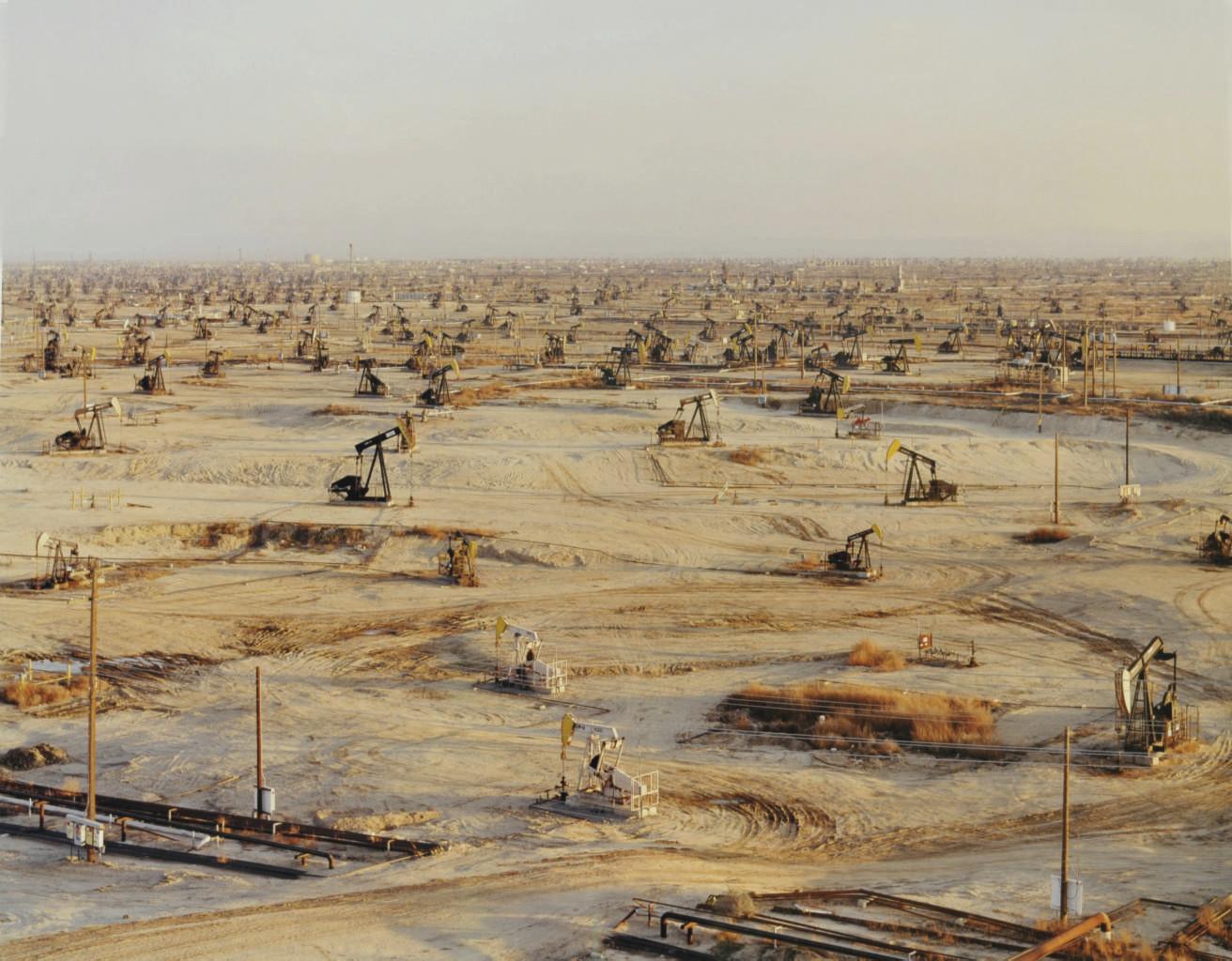 Oil Fields #2, 2002