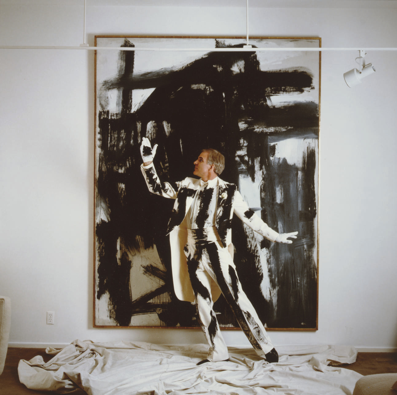 Steve Martin, Beverly Hills, California, 1981