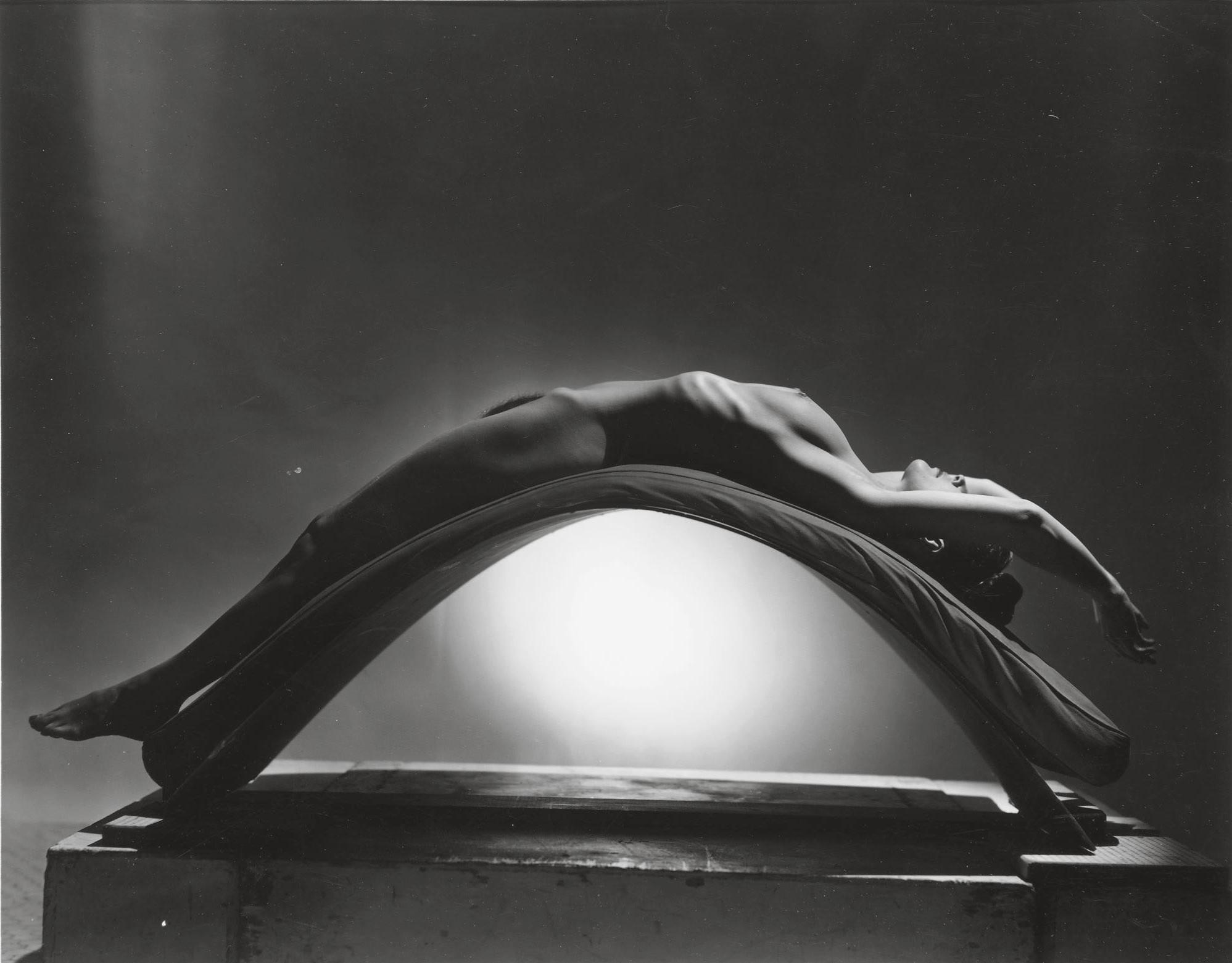Arched Nude, circa 1960
