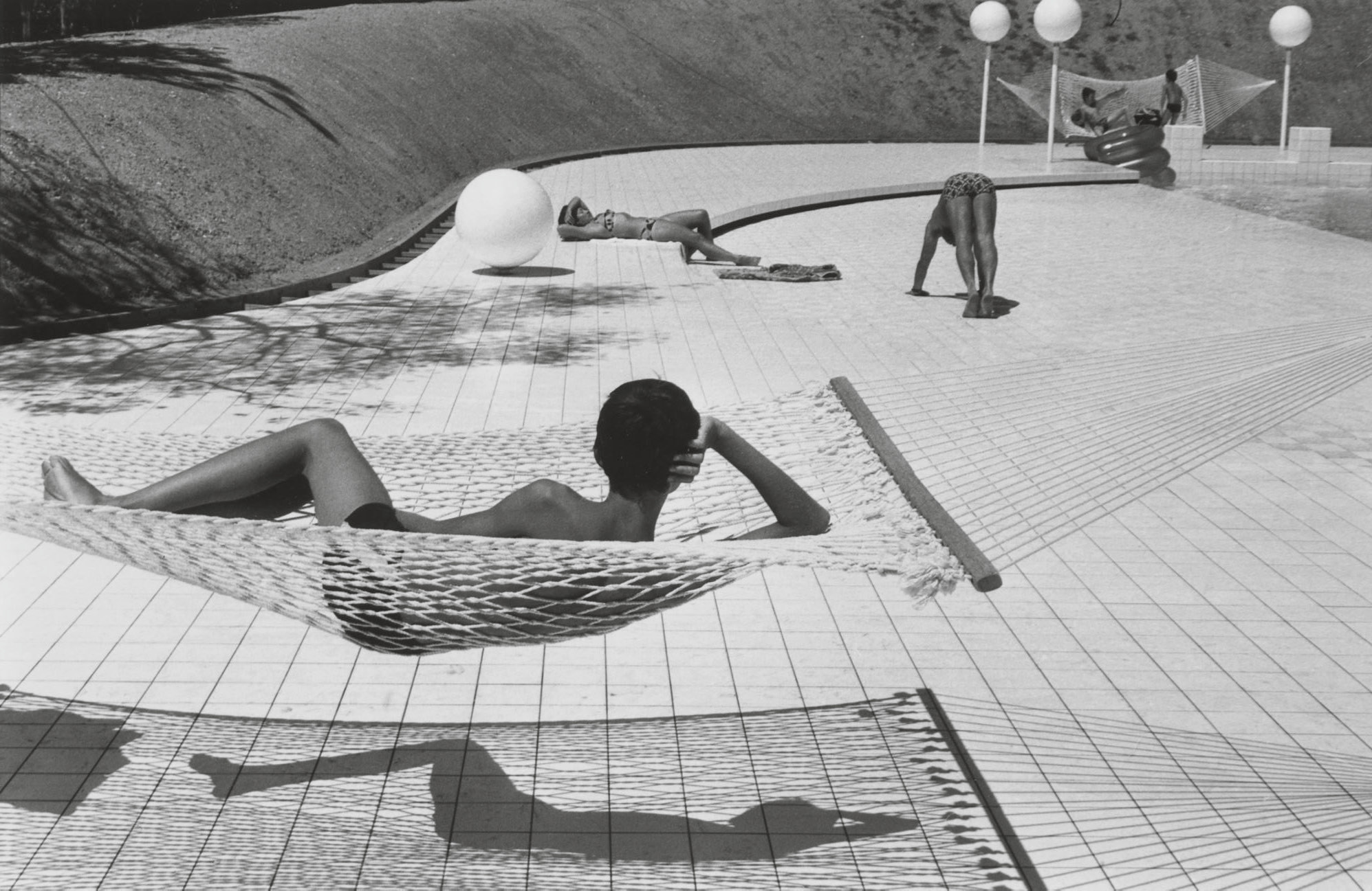 Le Brusc, South of France, 1976
