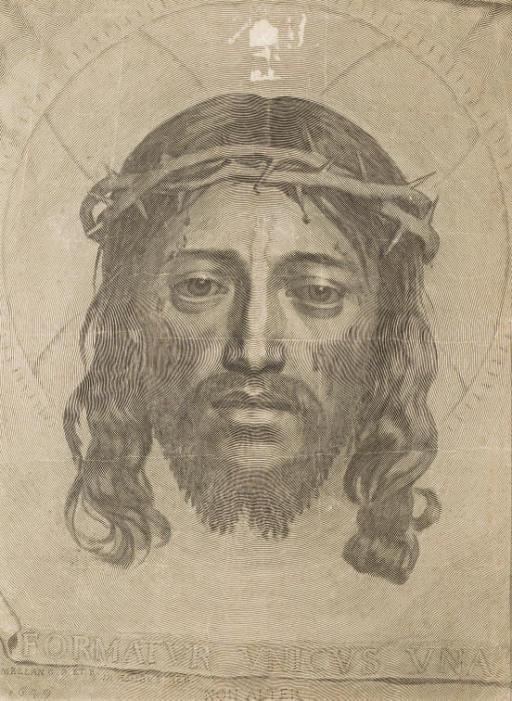 La Sainte Face (Le Blanc 33)