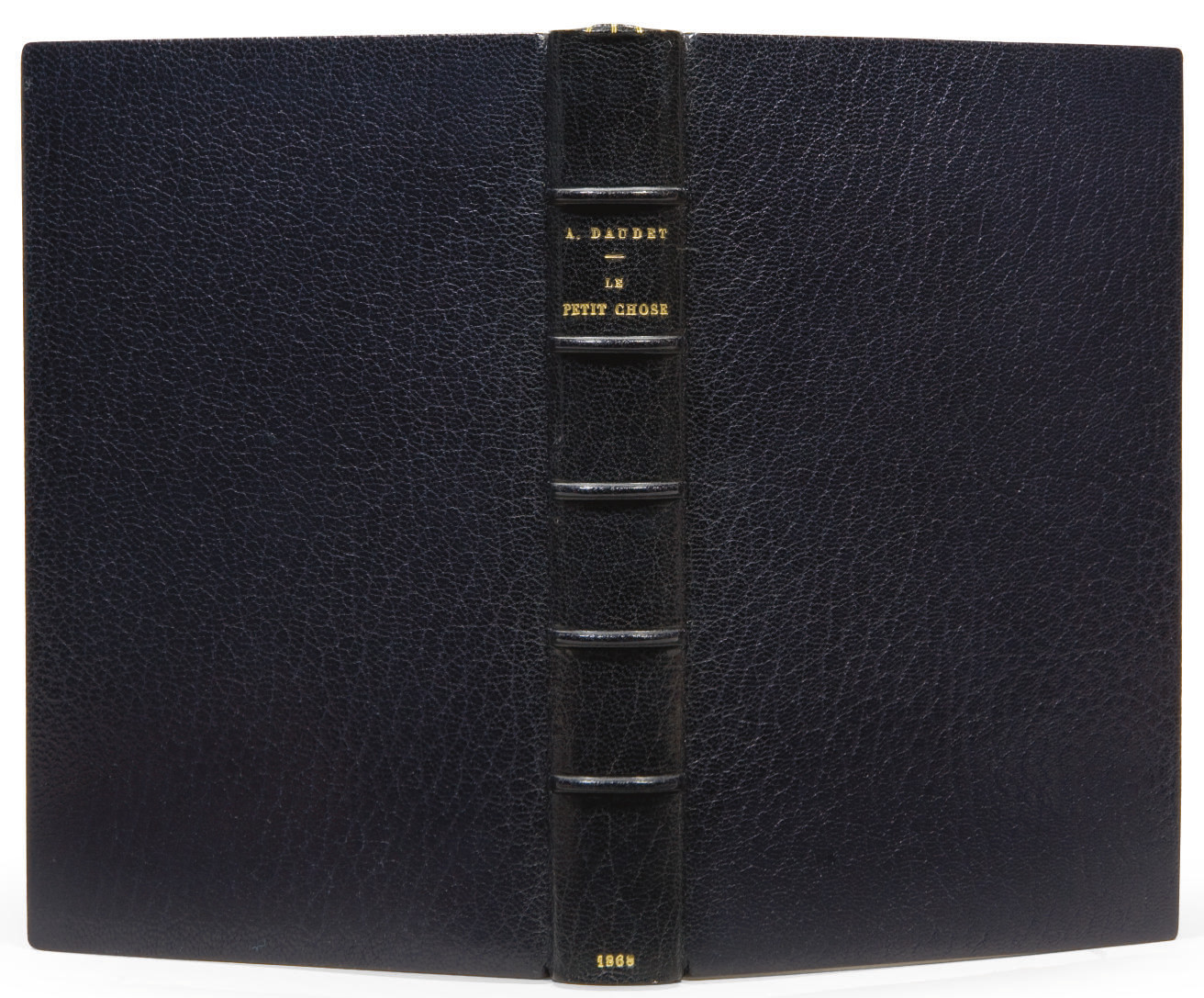 DAUDET, Alphonse (1840-1897). Le Petit chose. Paris: Hetzel, 1868.