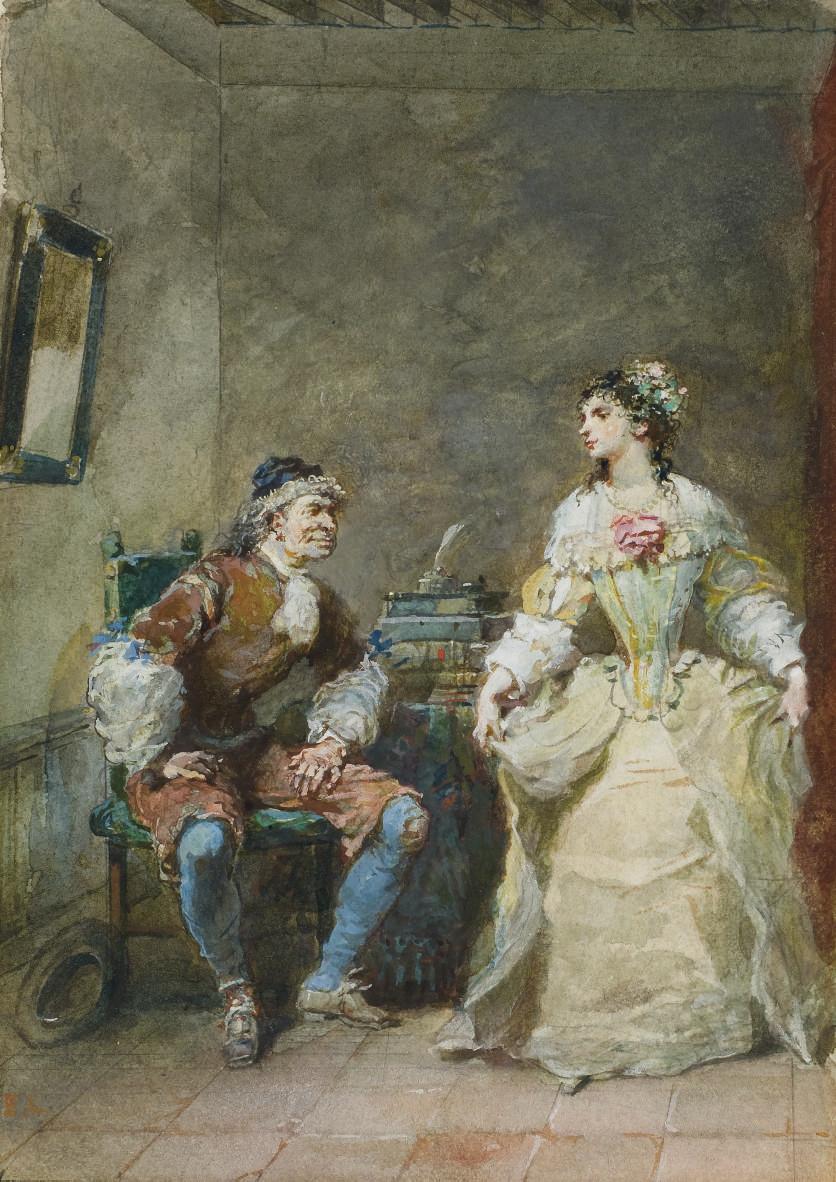 L'Avare, d'après Molière (acte I, scène V)