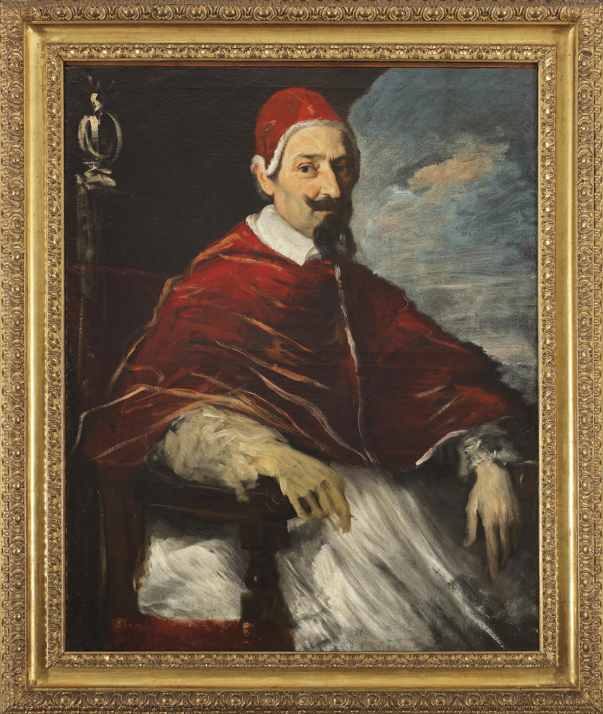 Ritratto di Alessandro VII Chigi