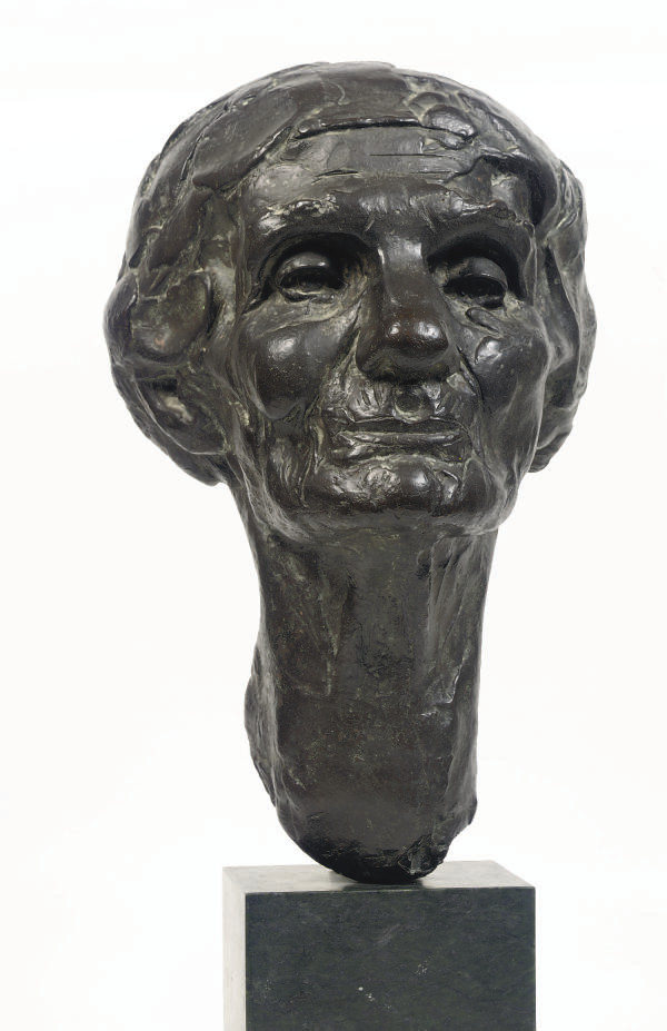 Portrait of Maud Baronesse van Heemstra-Whital