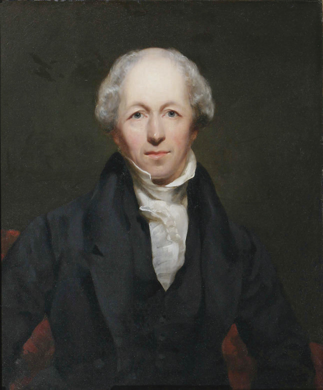 Portrait of Sir Charles Hardinge