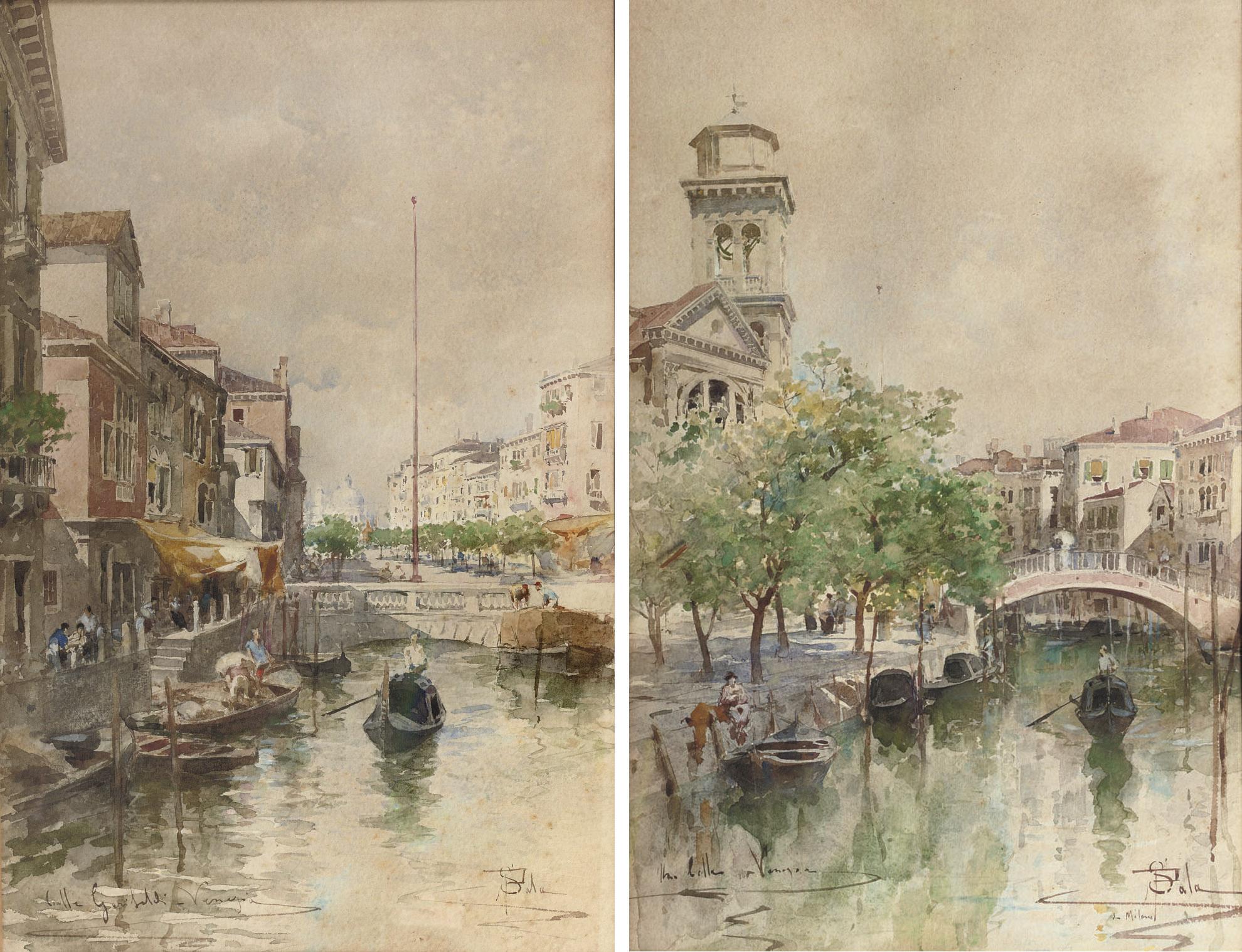 Calle Garibaldi, Venezia
