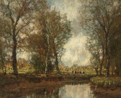 Arnold Marc Gorter (1866-1933)