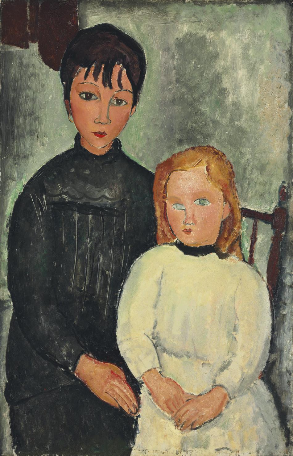 Les deux filles
