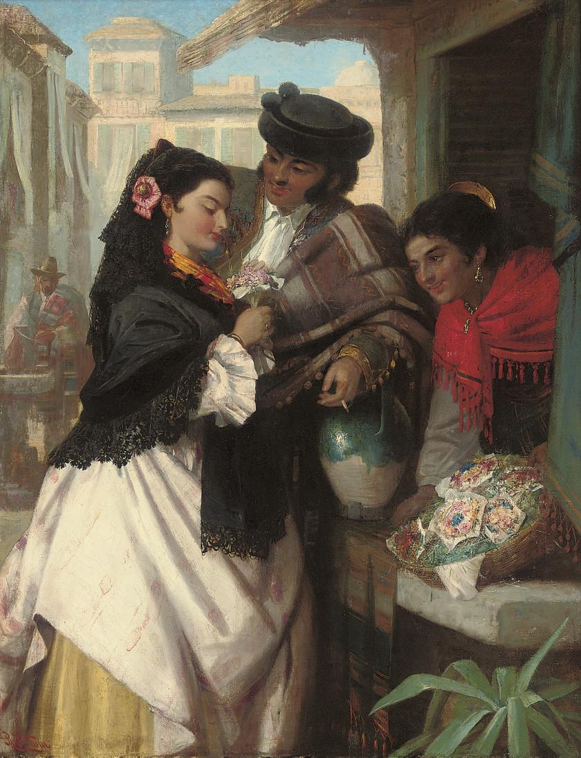 Spanish Courtship