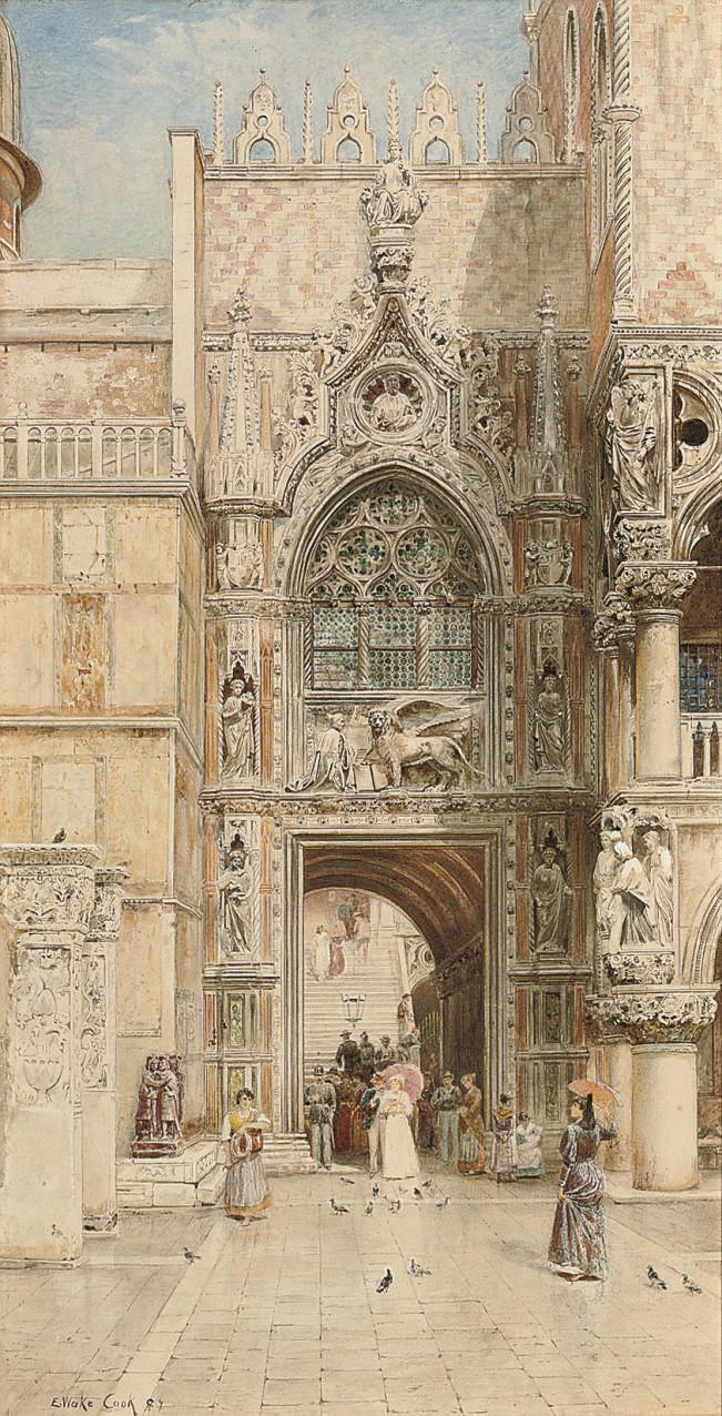 La Porta della Carta, Venice