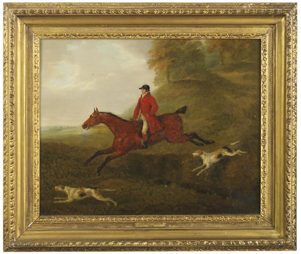 JOHN NOST SARTORIOUS (BRITISH, 1775-1831)