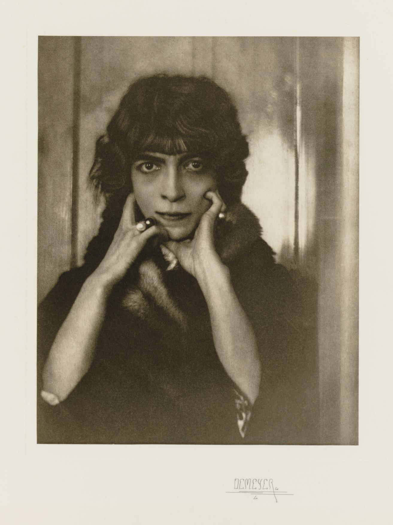Portrait of the Marchesa Luisa Casati, 1912