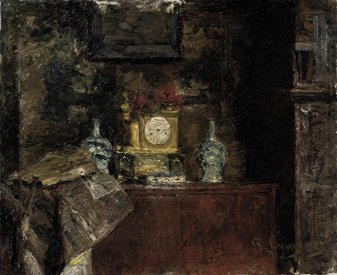 The Corner of an Interior
