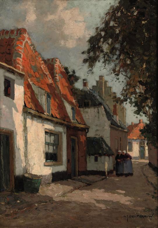Street in Zeeland