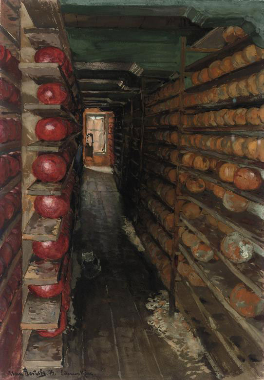 Edamer Käse: Edam cheese