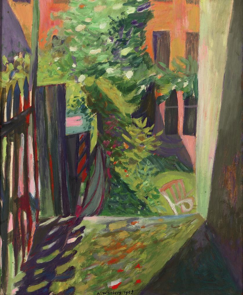De tuin van Fiedler 3: the garden of Fiedler 3