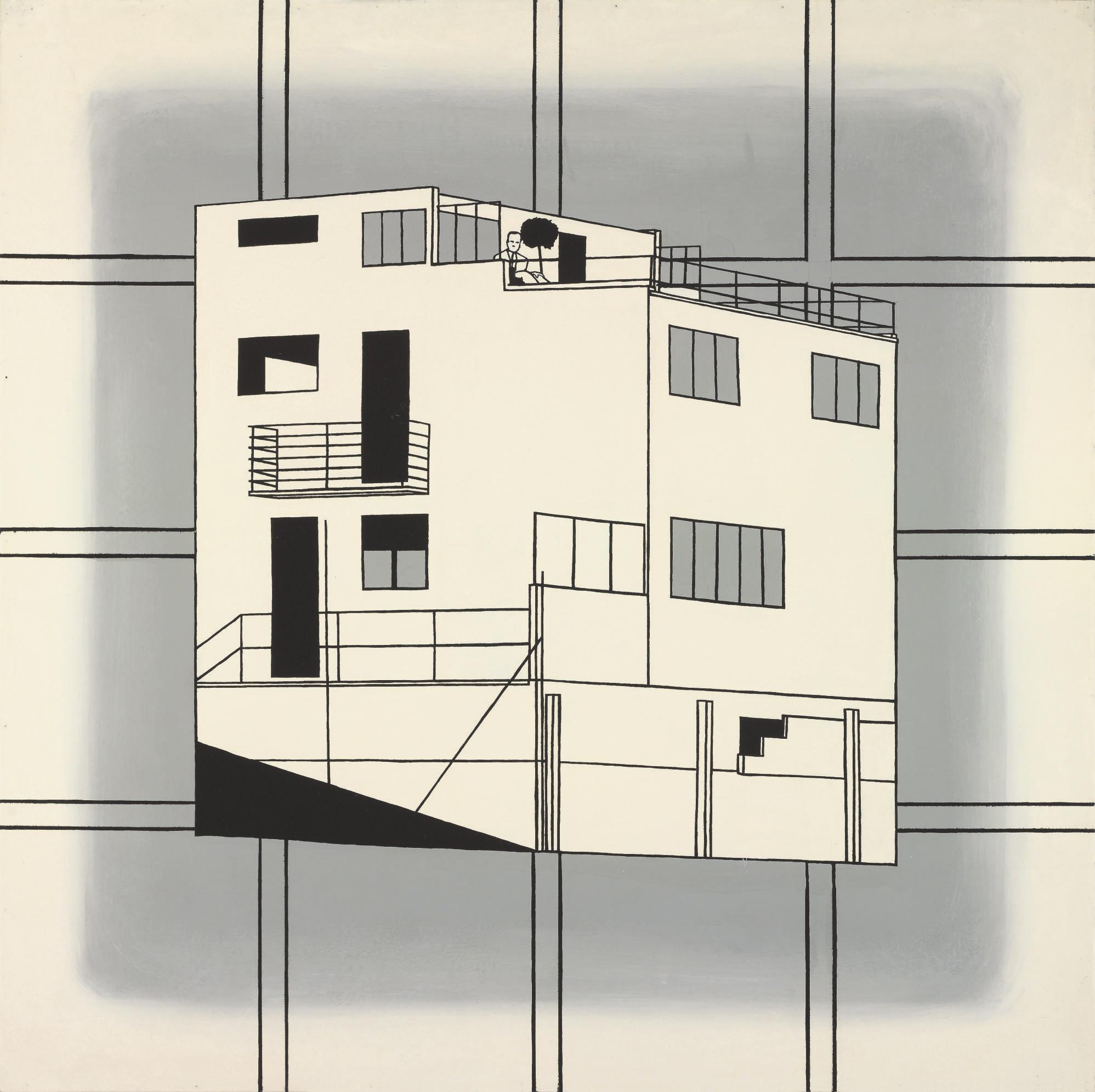 Concrete Villa, Brunn