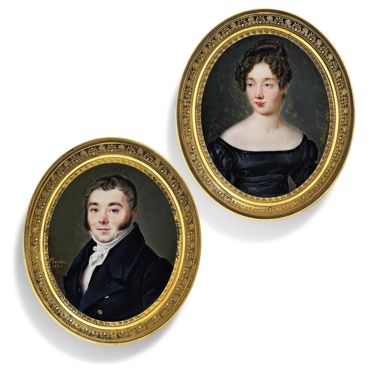 JOSEPH BORDES (FRENCH, 1773 - AFTER 1835)