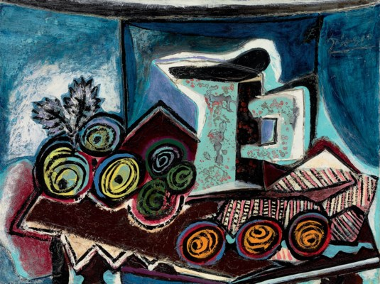 Pablo Picasso (1881-1973) | Nature morte | 1930s, Paintings ...