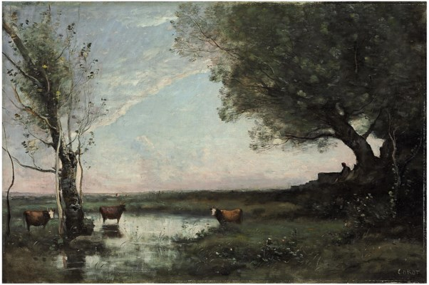 Jean Baptiste Corot Paintings For Sale