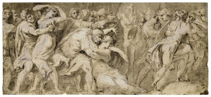 After Polidoro da Caravaggio
