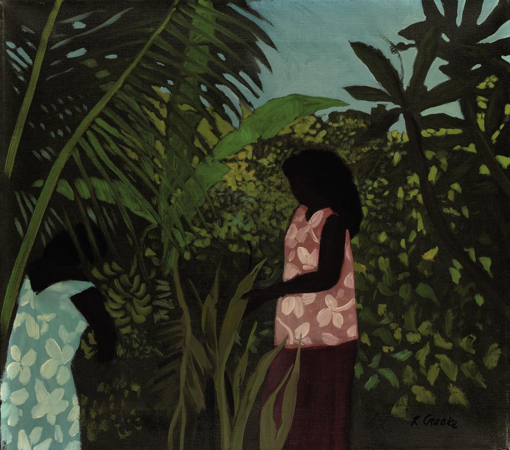 Garden Yorkey's Knob (1984)