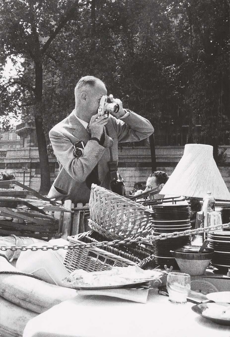 Henri Cartier-Bresson, c. 1955