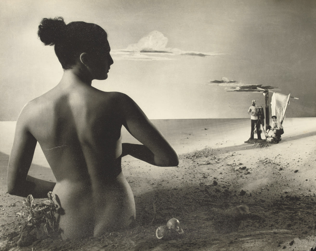 Surrealist Self-Portrait, 1949