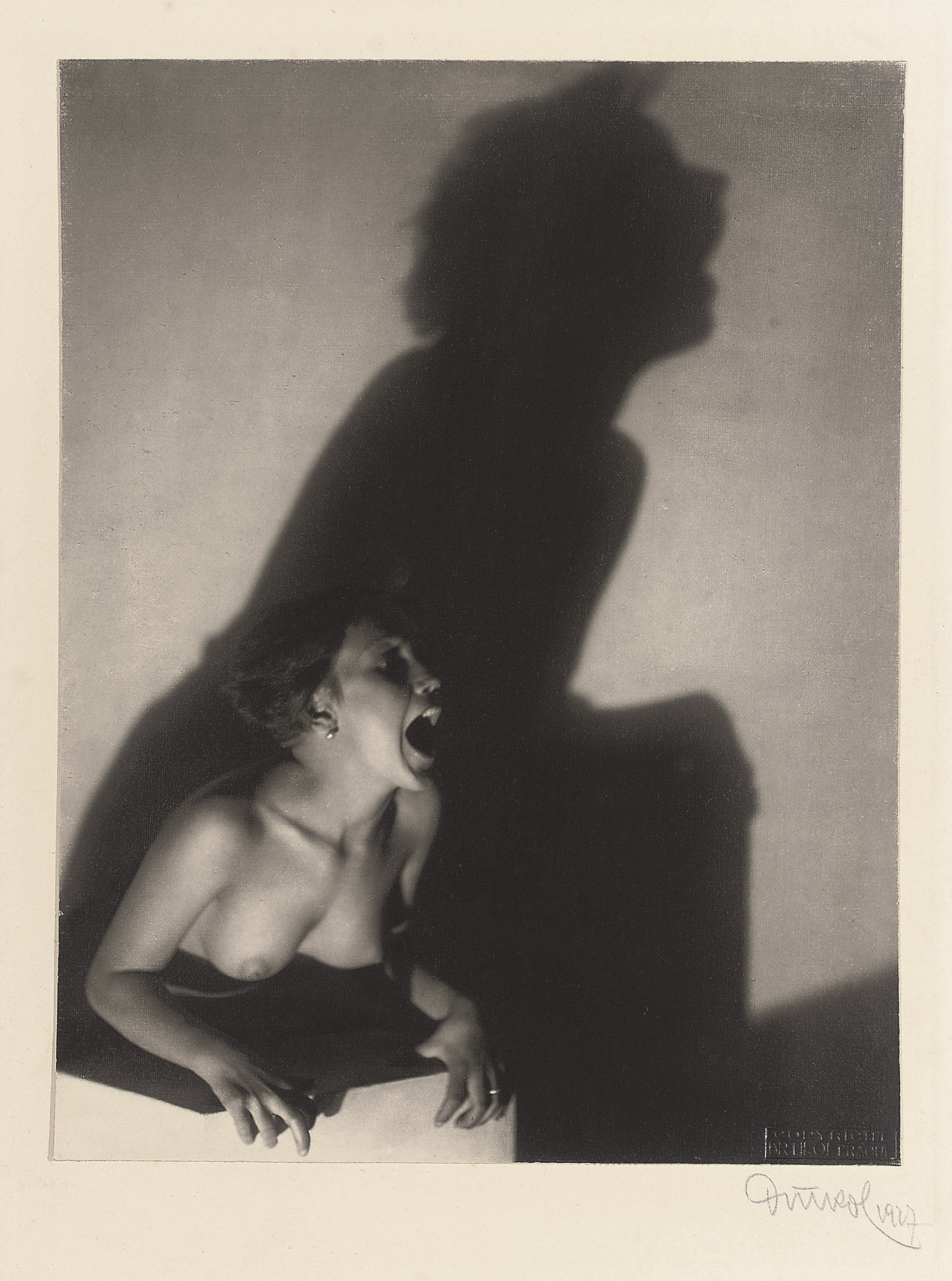 The Cry, 1927