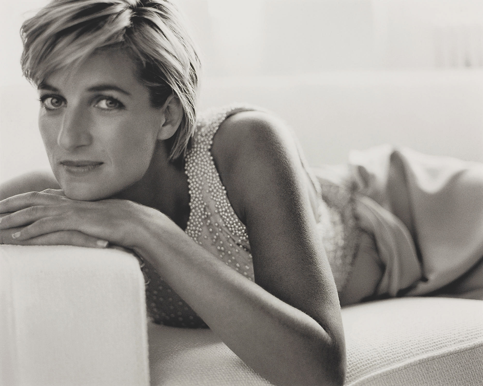 Diana, Princess of Wales, London, 1997