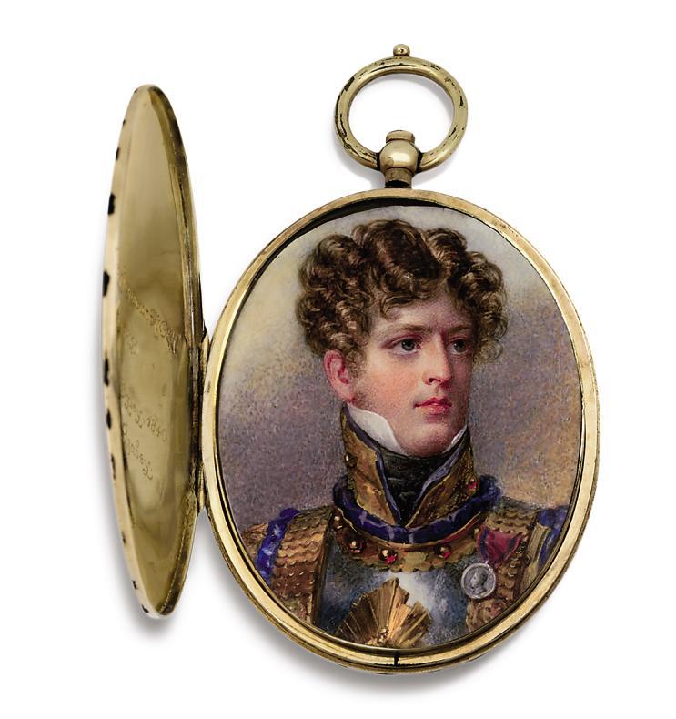 WILLIAM EGLEY (BRITISH, 1798-1870), AFTER JEAN-BAPTISTE ISABEY